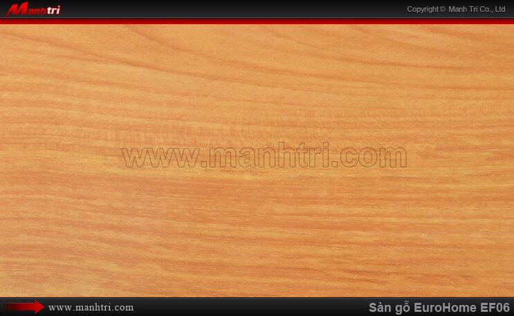 Sàn gỗ Eurohome EF06