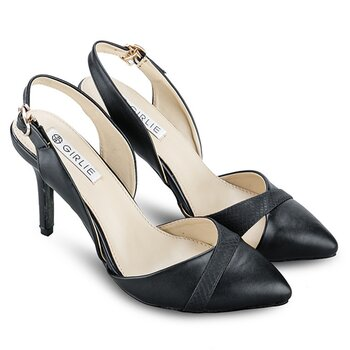 Sandal cao Girlie S36100 9cm