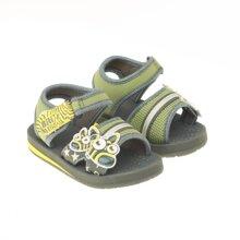 Sandal xốp bé gái màu đỏ-SXB011600