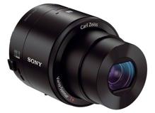 Máy ảnh Sony QX100/BCCE7 - hình trụ, 20.1MP, F1.6, Wifi/NFC