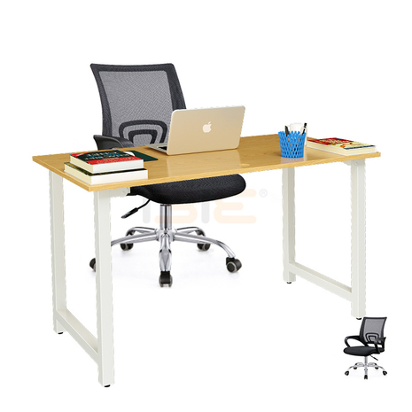 Bộ bàn Oak-Z trắng và ghế IB517