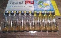 Serum collagen tươi trắng da Collagen Teana C1