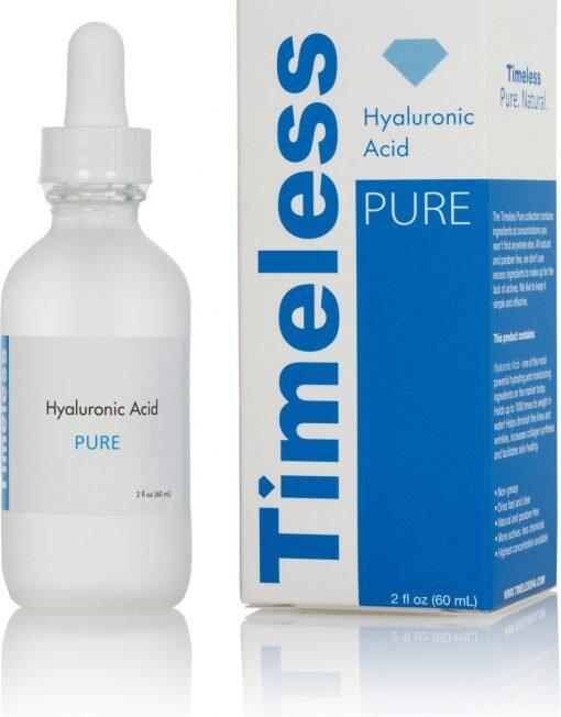 Serum dưỡng ẩm & cấp nước Timeless Hyaluronic Acid Pure 30ml