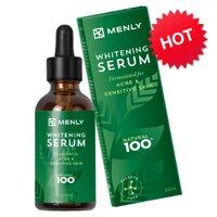 Serum dưỡng trắng da Menly 30ml
