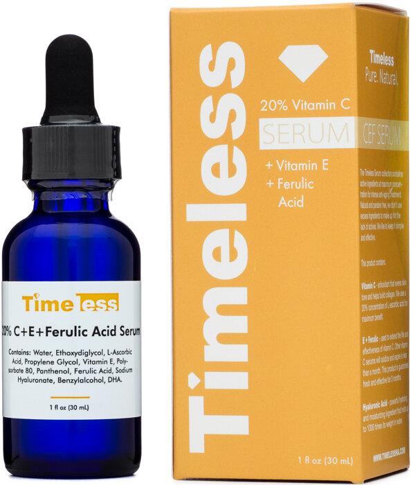 Serum Làm Sáng Da Mờ Vết Thâm Skin Care 20% Vitamin C Plus E Ferulic Acid Serum - 30ml