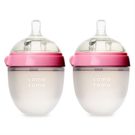 Set 2 bình sữa Comotomo - 150ml