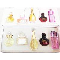 Set 5 Chai Nước Hoa Mini Dior - DC127