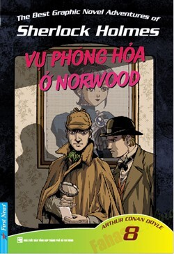 Sherlock Holmes – Tập 8 -Vụ Phóng Hỏa Ở NORWOOD