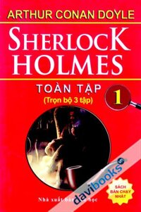 Sherlock Holmes toàn tập (T1) (Bìa cứng) - Conan Doyle