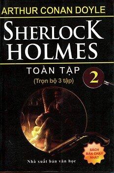 Sherlock Holmes (Trọn Bộ 3 Tập) - Tập 2