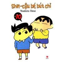 Shin - Cậu bé bút chì (T10) - Yoshito Usui