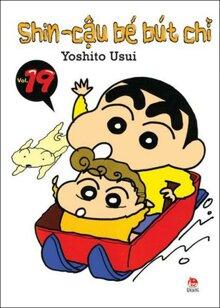 Shin - Cậu bé bút chì (T19) - Yoshito Usui