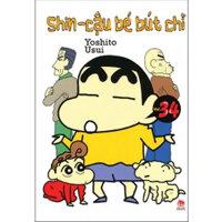 Shin - Cậu bé bút chì (T34) - Yoshito Usui