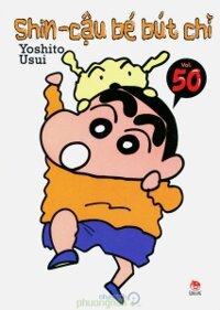 Shin - Cậu bé bút chì (T50) - Yoshito Usui