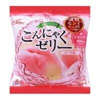Thạch trái cây Konjak Jelly Peach