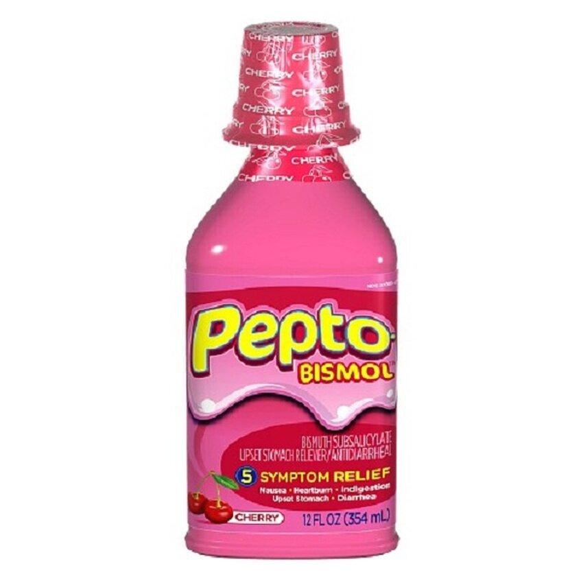 Sirô chuyên trị tiêu hoá dạ dày Pepto Bismol 236ml