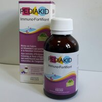 Siro tăng cường sức đề kháng cho trẻ Pediakid Immuno Fort 125ml