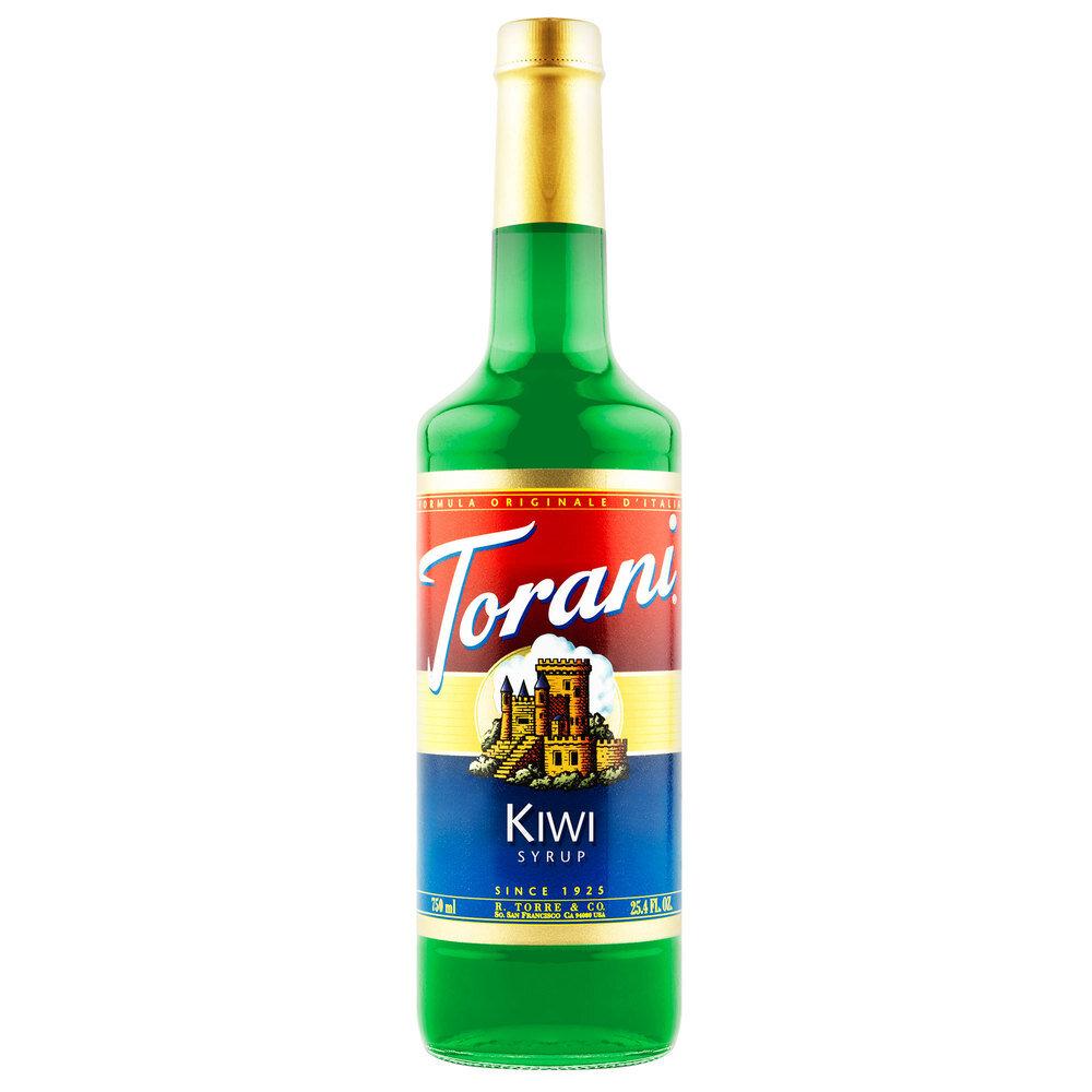 Siro Torani Kiwi 750ml