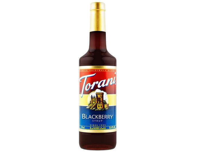 Siro Torani mâm xôi (blackberry) 750ml