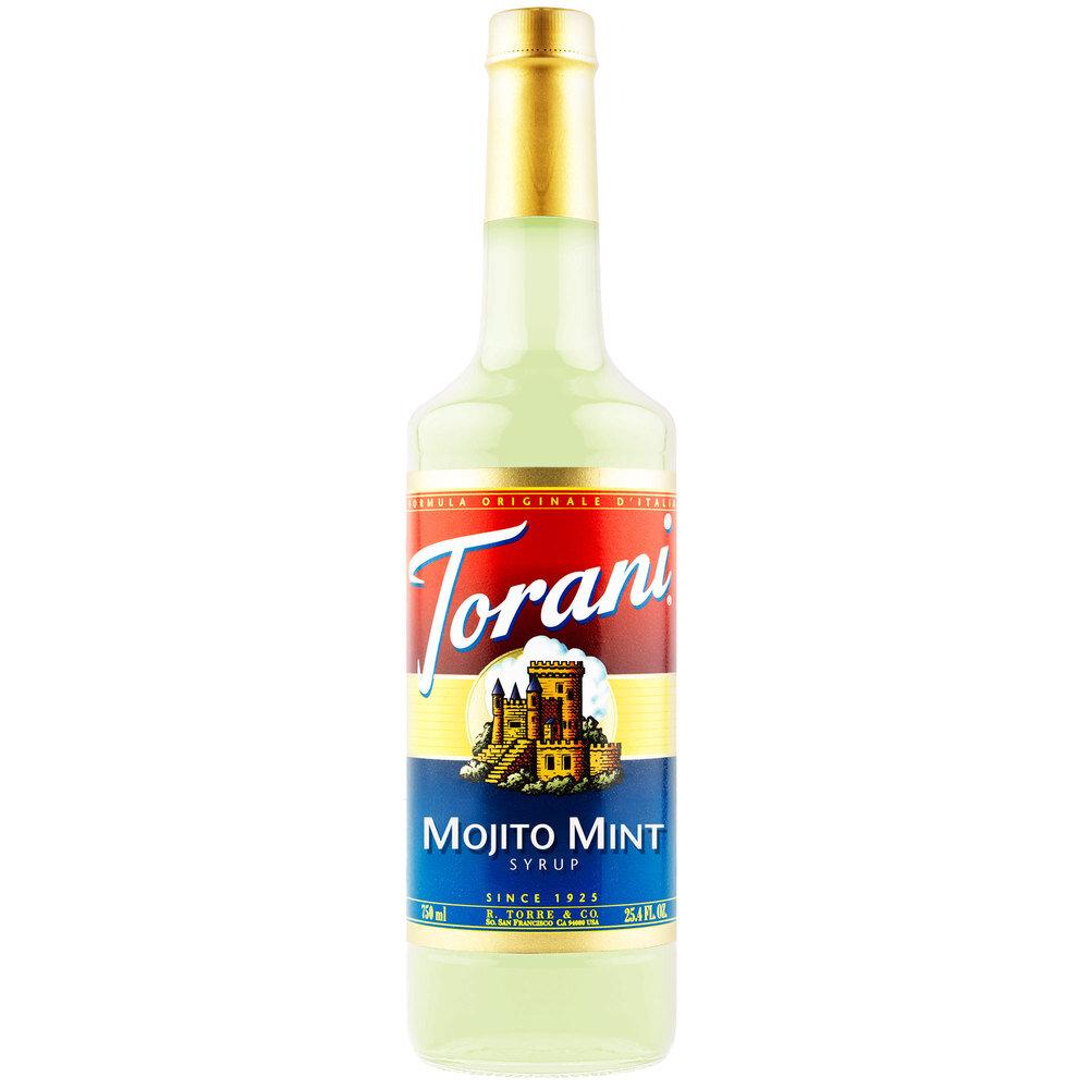 Siro Torani Mojito 750ml