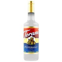 Siro Torani Peppermints (Bạc hà trắng) 750ml