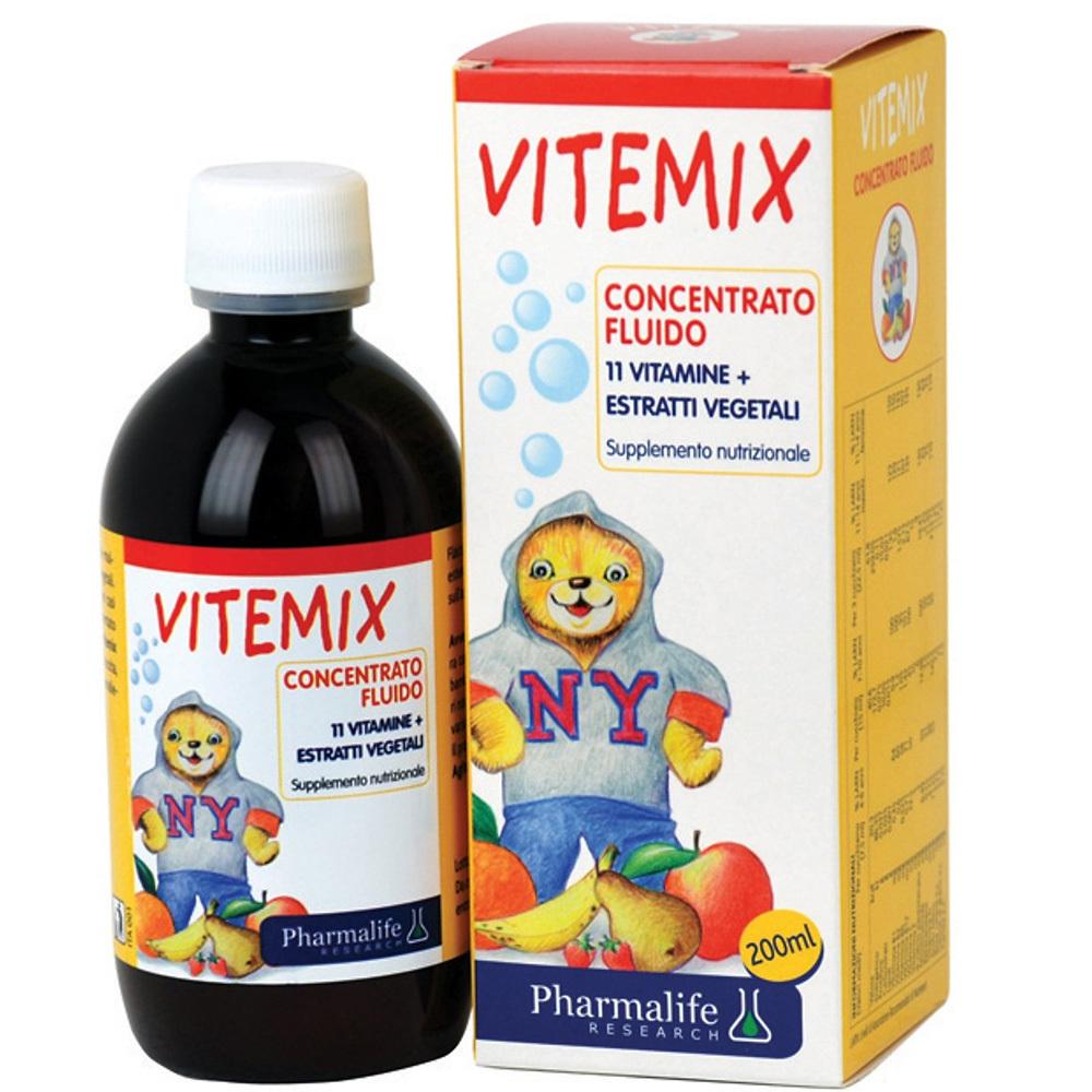 Siro Vitemix bimbi- bổ sung vitamin và canxi cho trẻ