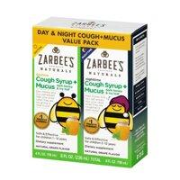 Siro Zarbees Cough Syrup + Mucus - tiêu đờm 118ml