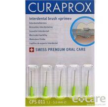 Bộ bàn chải kẽ Curaprox CPS 011 Prime Plus