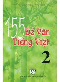 155 Đề văn - Tiếng Việt 2