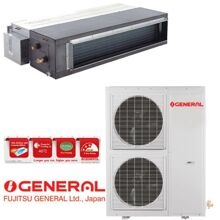 Điều hòa - Máy lạnh General ARG60AUAK/AOG60APAGT - âm trần, 1 chiều, 60000BTU