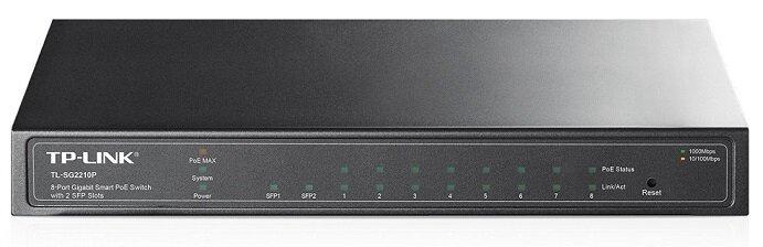 Smart Switch TP-Link  TL-SG2210P - 8 Cổng