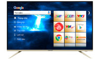 Smart Tivi Asanzo 40VS7 - 40 inch, Full HD