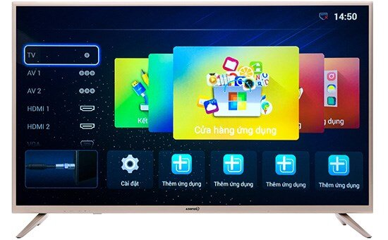 Smart Tivi Asanzo 43AS510 - 43 inch, Full HD