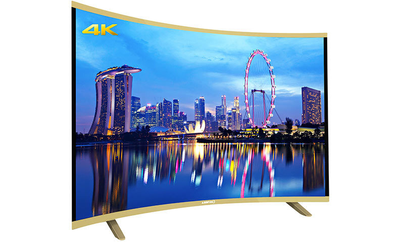 Smart Tivi Asanzo 50UC6000 - 50 inch, Ultra HD 4K (3840 x 2160)
