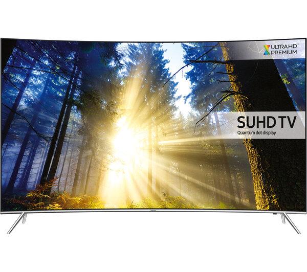 Smart Tivi Curve Samsung UA65KS7500 (65KS7500) -  65 inch, 4K - UHD (3840 x 2160)