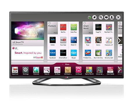 Smart Tivi LED 3D LG 47LA6200 - 47 inch, Full HD (1920 x 1080)