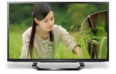 Smart Tivi LED 3D LG 55LA6910 - 55 inch, Full HD (1920 x 1080)