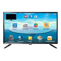 Smart Tivi LED Android Asanzo 32S900MT2 (Đen) -  32 inch HD