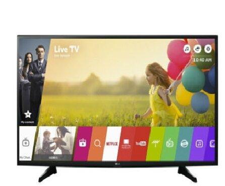 Smart Tivi LED LG 49UH617T - 49 inch, 4K - UHD (3840 x 2160)