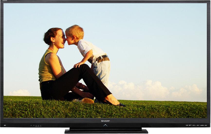 Smart Tivi LED Sharp LC60LE640X (LC-60LE640X) - 60 inch, Full HD (1920 x 1080)