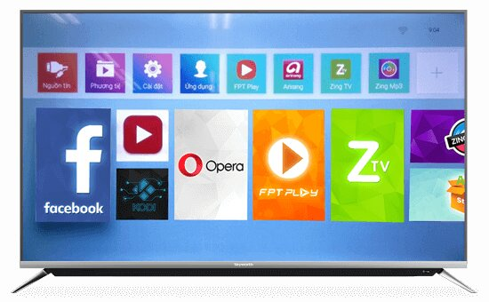 Smart Tivi LED Skyworth 43G6 - 43 inch, Full HD (1920x1080)