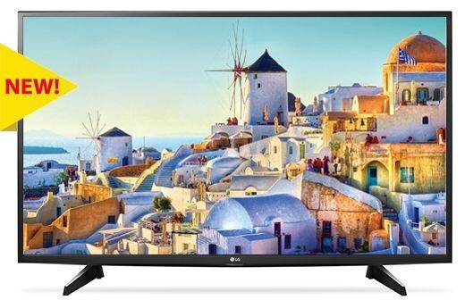Smart Tivi LG 43UH617T - 43 inch, 4K - UHD (3840 x 2160)