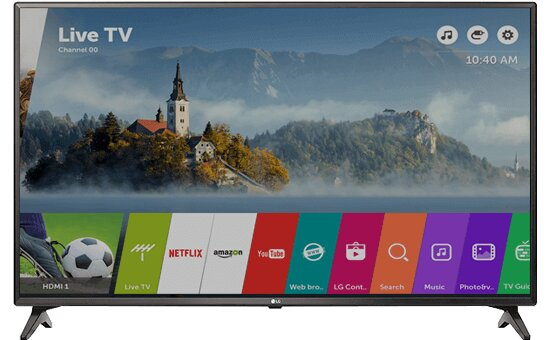 Smart Tivi LG 49LJ614T - 49 inch, Full HD (1920 x 1080)