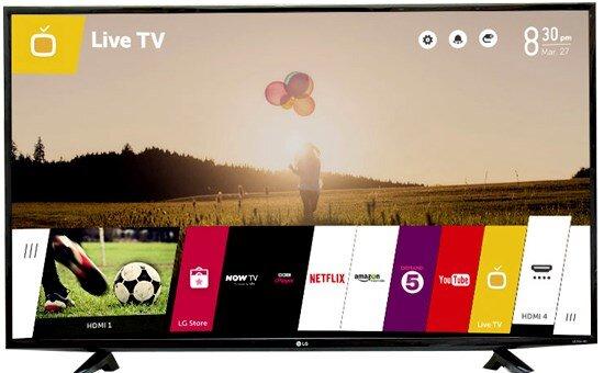 Smart Tivi LG 49UF640T - 49 inch, 4K - UHD (3840 x 2160)