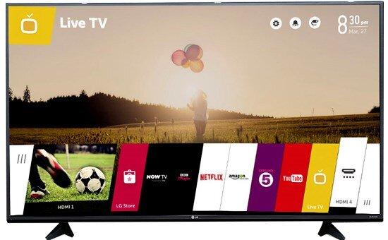 Smart Tivi LG 55UF680T - 50 inch, 4K - UHD (3840 x 2160)