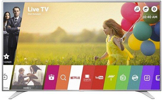 Smart Tivi LG 60UH650T - 60 inch, 4K - UHD (3840 x 2160)