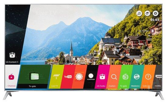 Smart Tivi LG 65SJ800T - 65 inch, 4K - UHD (3840 x 2160)