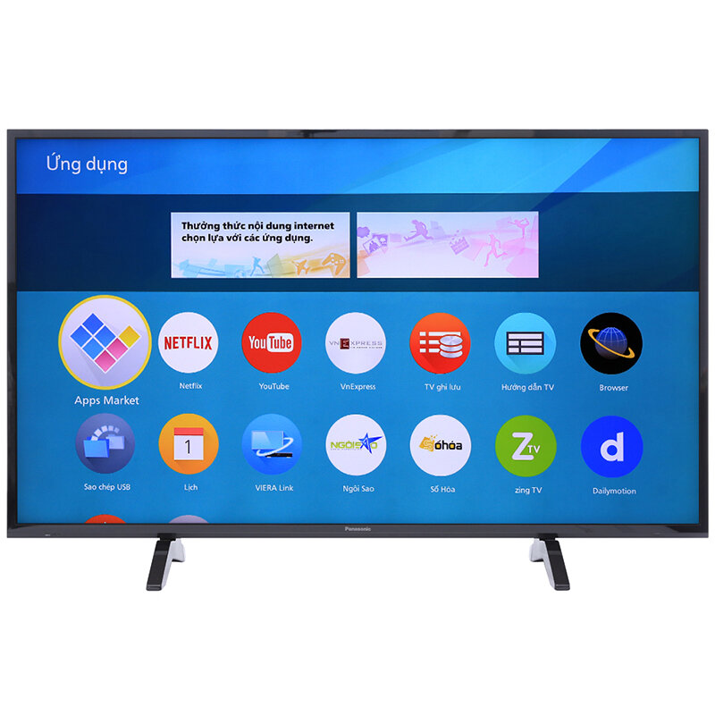 Smart Tivi Panasonic TH-49FX550V - 49 inch, 4K