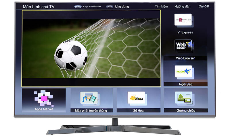 Smart Tivi Panasonic TH-55FX650V - 55 inch, 4K