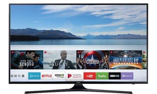 Smart Tivi Samsung 50MU6153 (UA50MU6153) - 50 inch, 4K - UHD (3840 x 2160)